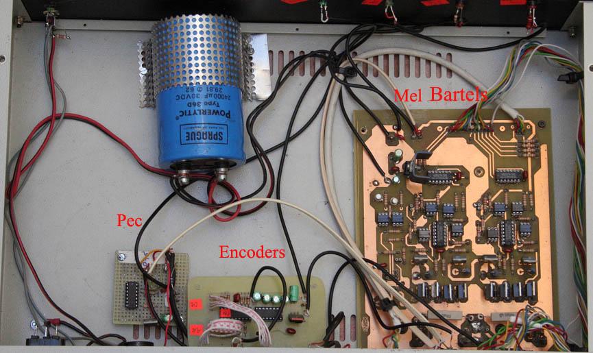 electronica interior