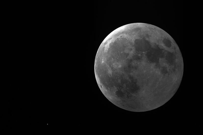 Eclipse 3 marzo 2007 ccd